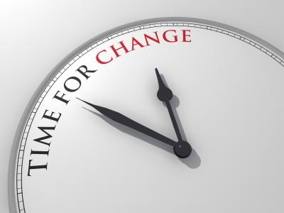 Lessons in Leadership: 5 Steps to Personal Transition When Faced With Change